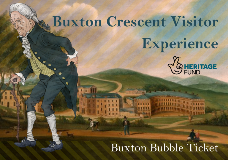 Buxton Crescent Visitor Experience - Ticket image
